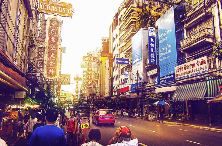 vrai nom de Bangkok