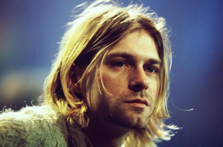 suicide de Kurt Cobain