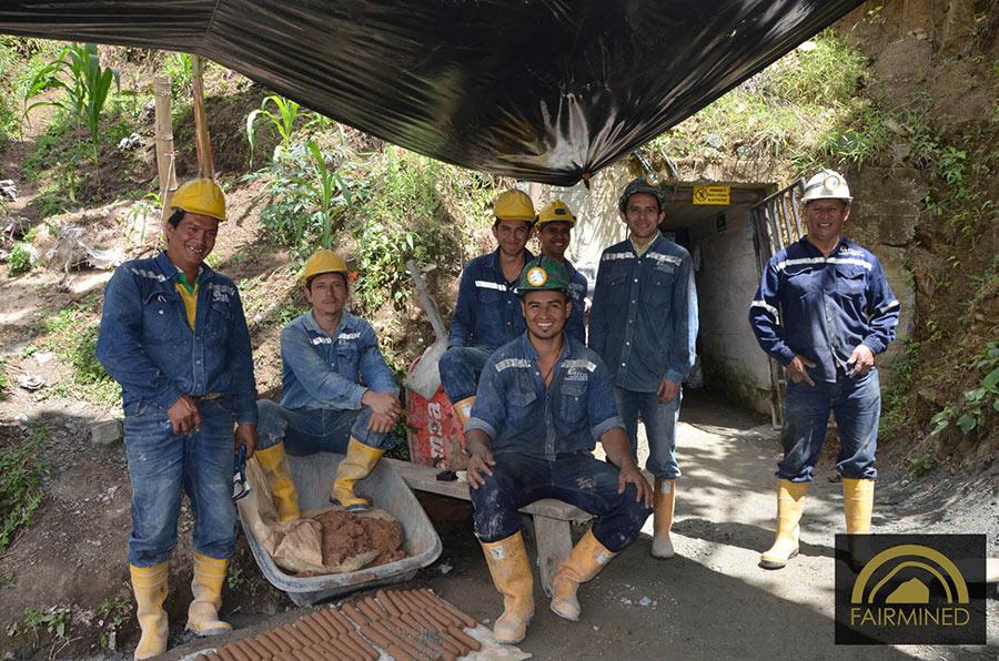Mineurs d'or éthique