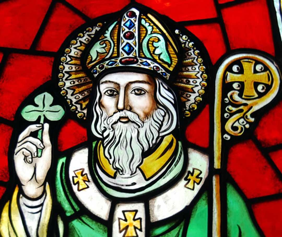 saint Patrick le saint patron des irlandais