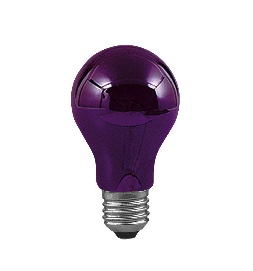 ampoule à lumière noire