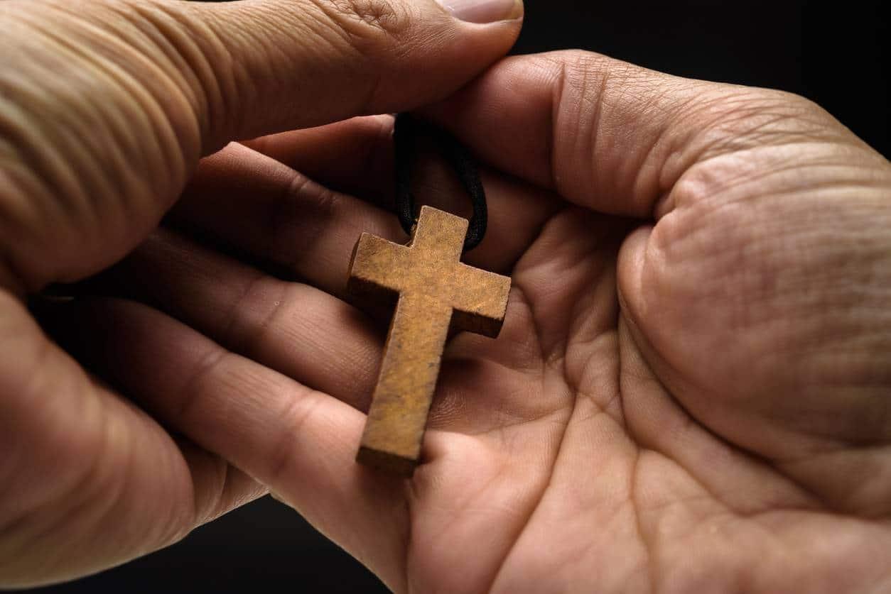 visu chrétienne histoire croix