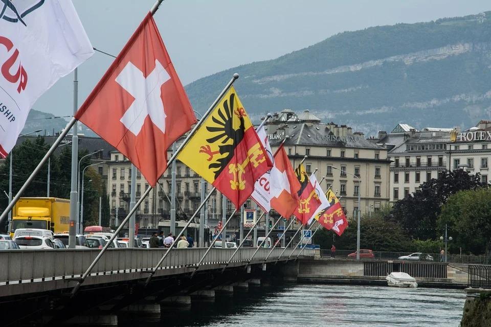 drapeau carre suisse